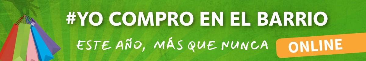 Vecinos (escaparate): Este año más que nunca #yocomproenelbarrio #online