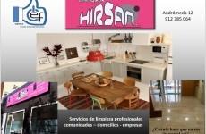 Limpiezas Hirsan