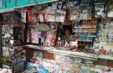 Kiosko prensa Sancho Dávila