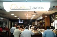 Qué Tapas!, raciones y aperitivos