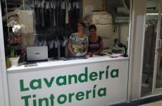 Tintorería y lavandería del Mercado