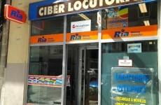 Gral Pardiñas: Locutorio e internet