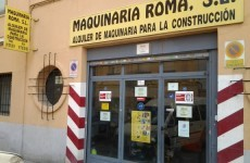 Maquinaria Roma