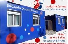 LA GATITA CURIOSA Escuela Infantil Bilingüe