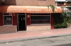 Cafetería Churrería Regina