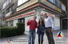 Gestoría Administrativa Ruiz Barahona, y Rubio y Santuy Asesores