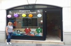Deportes y zapatería infantil Pinto