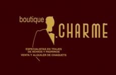 Boutique Charmé Novios