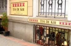 Tim De Kir complementos