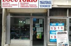 Locutorio y trasteros guardamuebles Antonio Toledano
