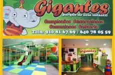 GIGANTES  Cafetería parque infantil