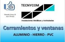 Tecnycom cerramientos y ventanas