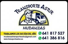 Mudanzas TransporteAstur