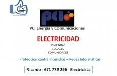 PCI Energía y Comunicaciones