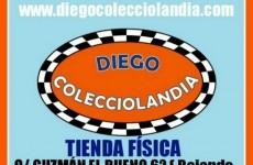 Diego Colecciolandia Tienda SCALEXTRIC