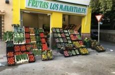 Frutas Los Manantiales