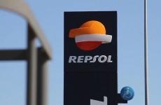 Gasolinera Repsol A1 Km. 34