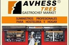 Gastrochef Market Avhess Tres