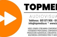 TOPMEDIA AUDIOVISUALES