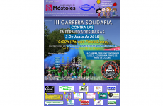 III Carrera Infantil Solidaria contra las enfermedades raras