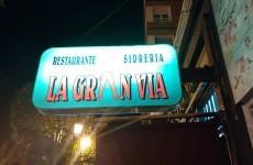 Restaurante Gran Vía