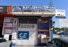 Audio Car Millennium