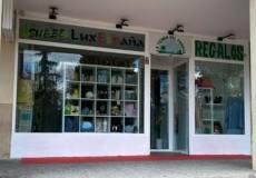 La tienda del parque