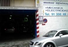 Motor Aguinaga taller y neumáticos