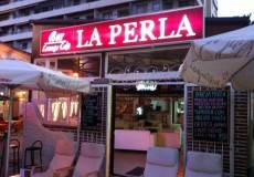 La Perla Lounge Cafe Bar