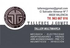 Talleres J. Gómez