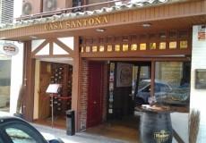Casa Santoña: Restaurante, cervecería