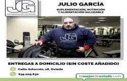 JG Suplemento y Nutricion