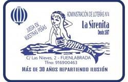 Loterias La Sirenita