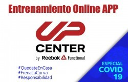 Gimnasio UP Center Reebok Funcional