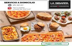 La Sibarita Burguer&PizzaMetro
