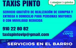 Taxis Pinto