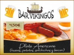 Bar Vikingos