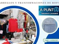 A Punto Tintorería & Lavandería