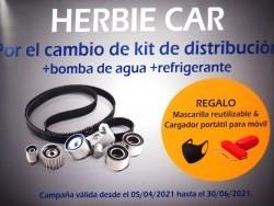 Talleres Herbie Car