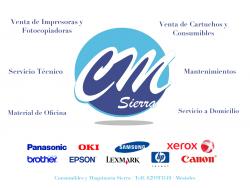 Consumibles y Maquinaría Sierra