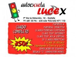 Autoescuela Lucex