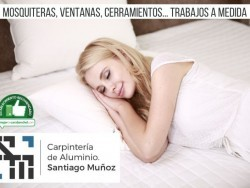 Carpintería de Aluminio Santiago Muñoz