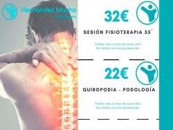 Hernández Macho Fisioterapia Podologia