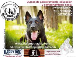 Club De Educación y Adiestramiento, Frajamo Madrid