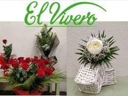 Floristerías El Vivero