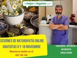 Fisioterapia y Osteopatía Carlos Alonso