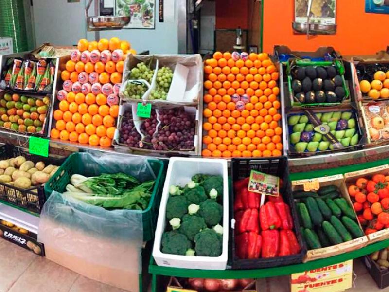 Frutas y Verduras Primi Madrid