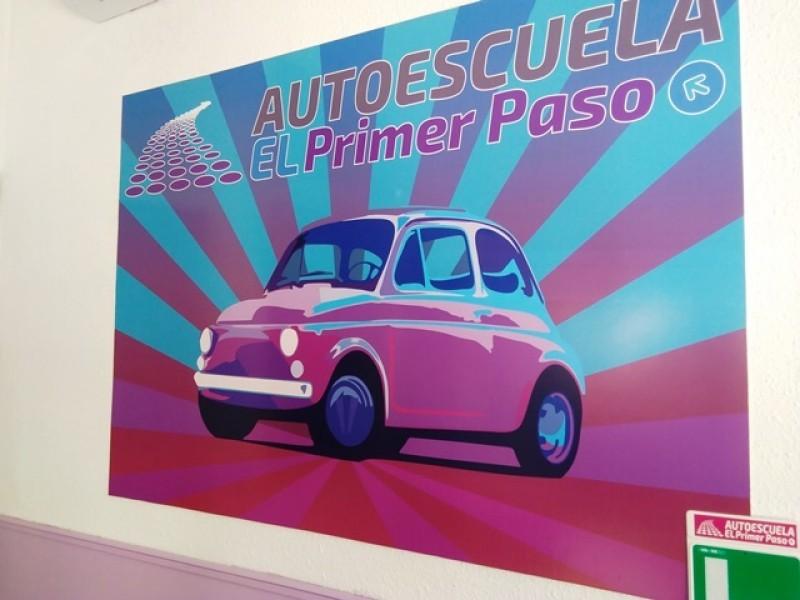 Autoescuela El Primer Paso valoraciones