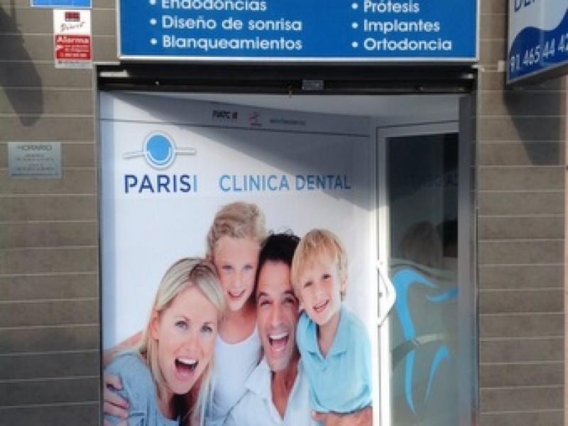 Clínica Dental Parisi Carabanchel