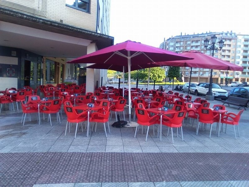 "El 43º 22"" Oviedo"